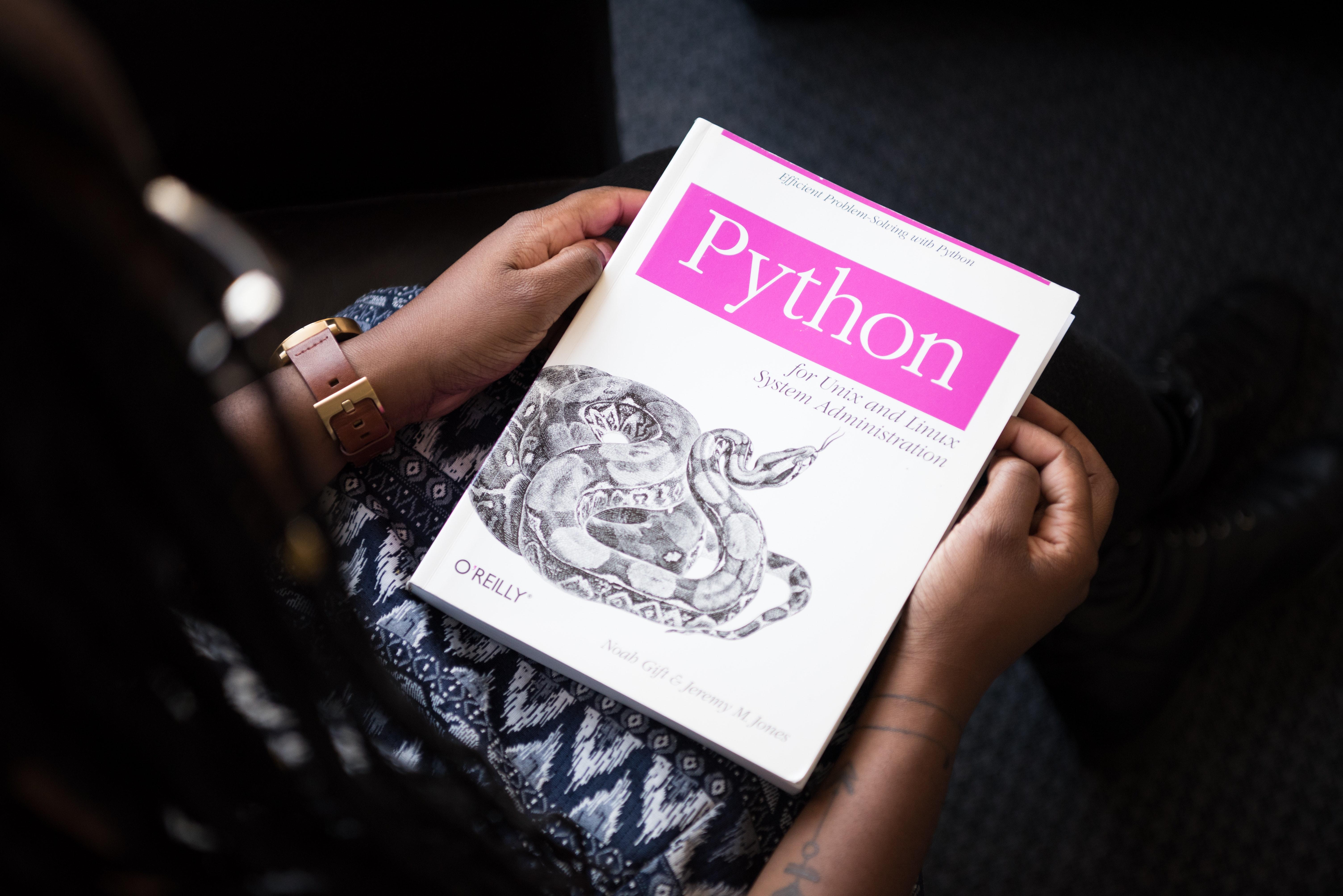 5 Libros para aprender Python